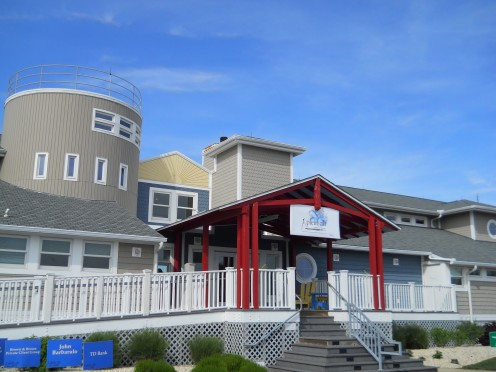 The Children's Beach House in Lewes, DE, hosted a one day exhibit and art sale on 5/12/12. They will also share in some of the proceeds of the sale.