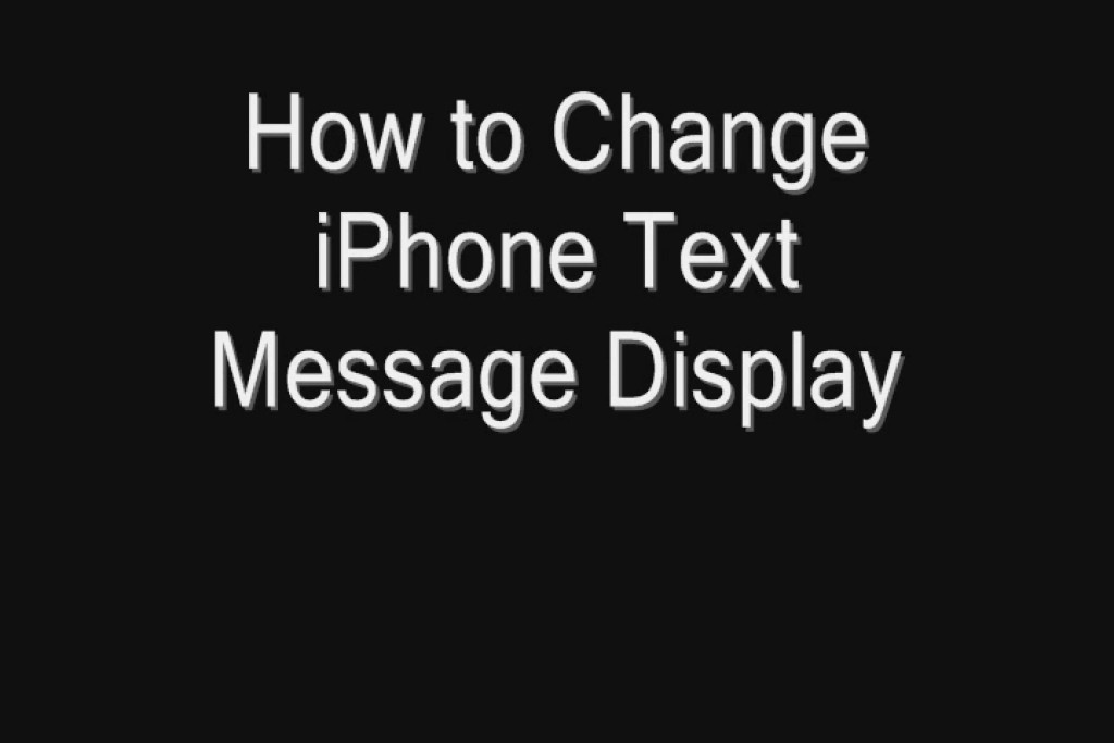 how to change iphone font how to change font on iphone how to change font iphone 5938