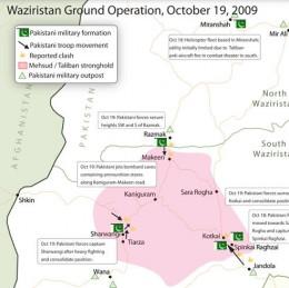 Operations in Waziristan 2009