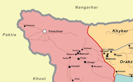 Operations in Kurram 2011