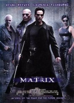 """The Matrix"" (Movie-1999) poster"