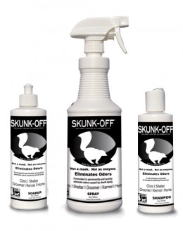 Skunk Spray Eliminator Kit
