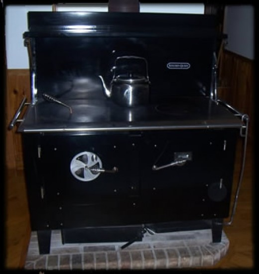 My dream wood stove!