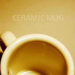 Turmeric powder can stain mugs, but there is a stain-removal fix.