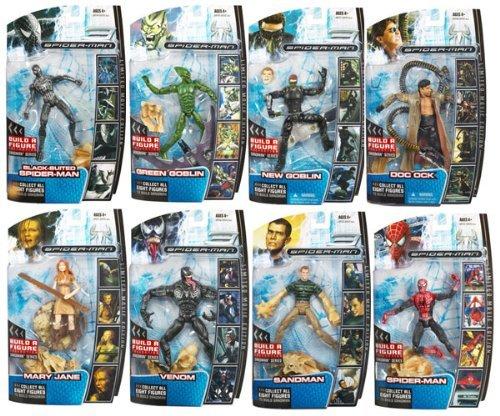 Spider-Man 3 Marvel Legends Sandman BAF series