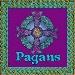What happened to make pagans become Christians?