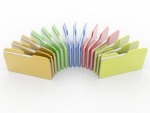 Organize Files