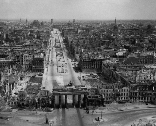 Berlin in May 1945