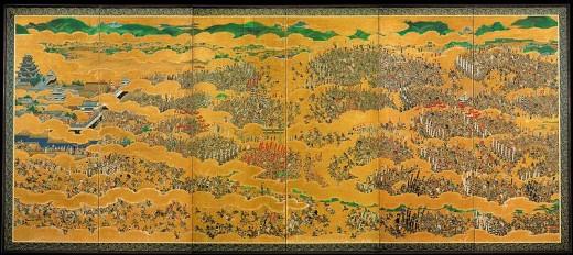 The Siege of Osaka