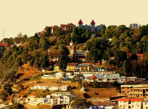 The city of Nanital