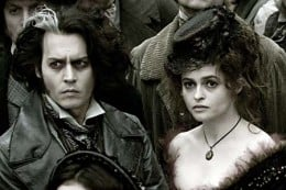 Sweeney Todd The Demon Barber With His Infamous Partner Mrs Lovett