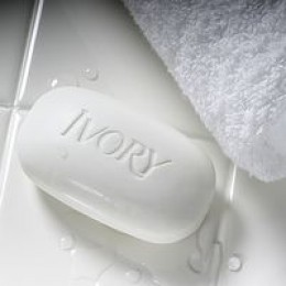 A Bar of Ivory Soap