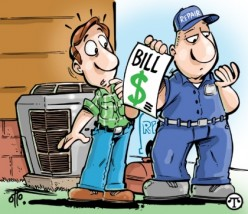 rising cost and maintenance of old air conditioners