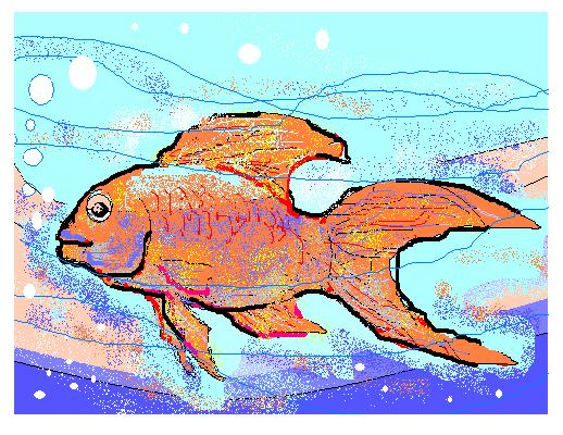 Illustration for the hub: How to make money from Aquarium fish