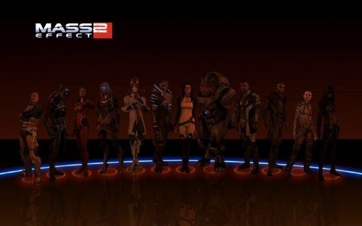 Were we spoilt for choice in Mass Effect 2?