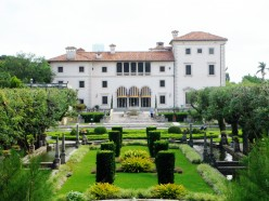 Vizcaya Mansion Museum and Gardens, Miami, FL