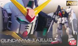 RG 1/144 Gundam Mk.II ver.AEUG kit Review