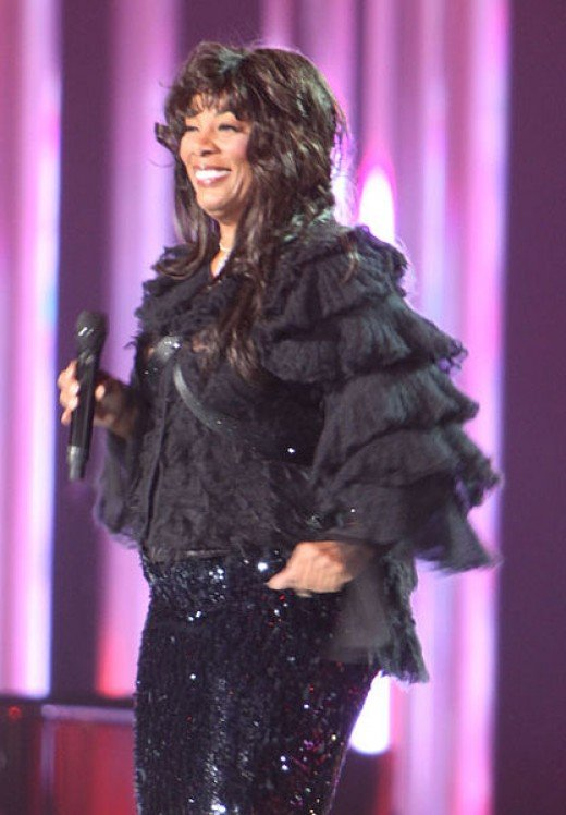 Donna Summer at the Nobel Peace Prize Concert, 2009