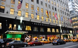 The hundred-year-old-plus iconic New York City shopping experience—today a national chain—is still dominating 59th Street and Lexington Avenue.