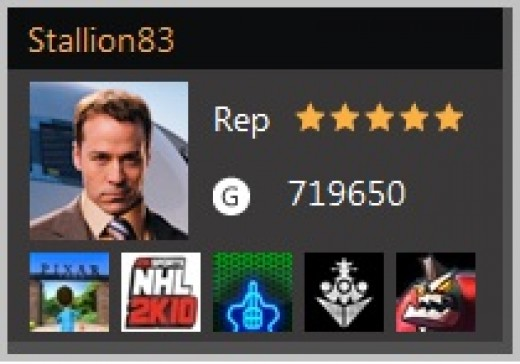 While we're talking about achievements, please take the time to check out Stallion83's attempt to reach 1 million gamerscore! www.1milliongamerscore.com