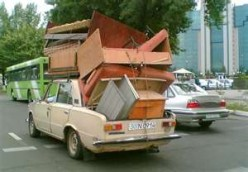 Moving Day Tips: An Amateur's Perspective