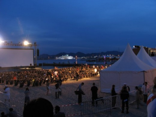 Cinema de la Plage shows films from previous festivals