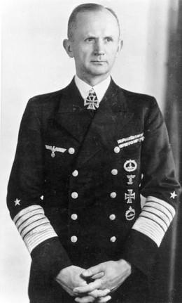 Grand Admiral Karl Dönitz (April 6, 1943)