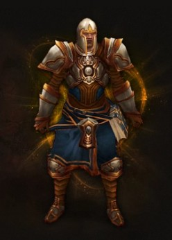 Kormac the Templar - Lore and Character Dialogue Guide -