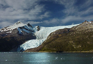 Glacier, Beagle Channel