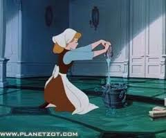 Cinderella the Drudge