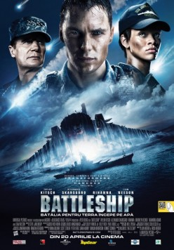 Battleship: Lots of boom and could be worse, but don't exactly rush to see it.