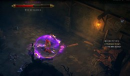 Diablo 3 Defeat Mira Eamon to start the Shattered Crown Quest