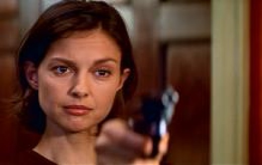 "Ashley Judd stars as a woman who supposedly murders her husband in the thriller ""Double Jeopardy""."