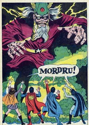 Mordru