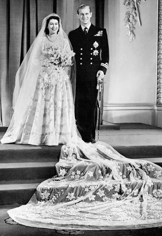 Queen Elizabeth ll getting married