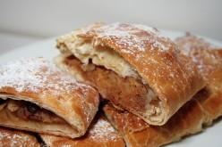 Hungarian Desserts - Strudels (Retesek)