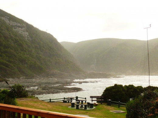 Garden Route-Tsitsikama Coastal Park