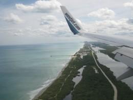 Landing in Ft Lauderdale, Florida