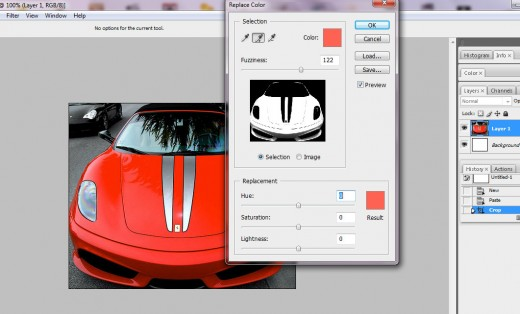 how to change photo to signiture photoshop