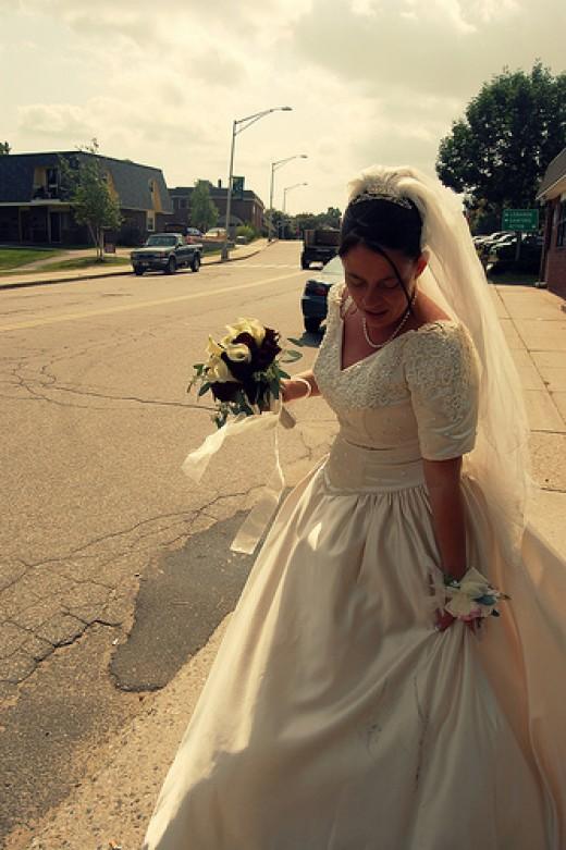 Calla lily bouquet, —devinlynnx (Flickr.com)
