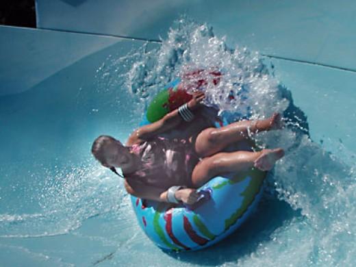 Slidewaters, WA