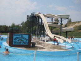 Woodland water park, Kalispell, MT