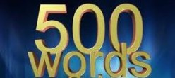 What is the optimum number of words for a hub- 400, 500 or 1000 words?