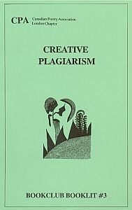 """So if you call it """"Creative Plagiarism"""" it's OK...?"""