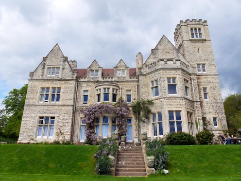 Lydney Park Estate - The Mansion House