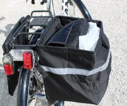 Amish Made Saddle Bags