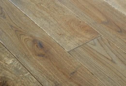 Galleria Engineered Structural Fumed Oak 150mm Oiled Flooring
