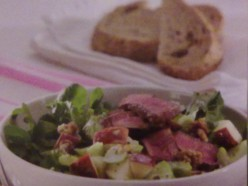 Steak Waldorf Salad