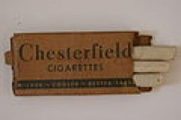 They call EVERYTHING Chesterfields...there's even a town in England...