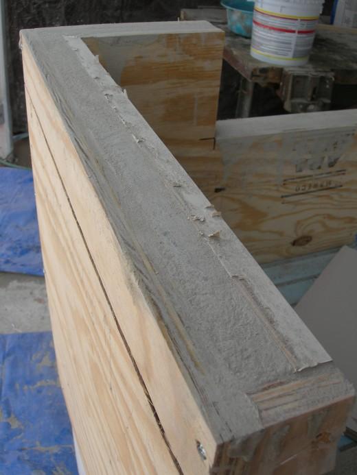 Small Concrete Project